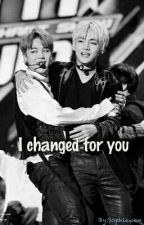 I changed for you - [Vmin] by __Mimi__098