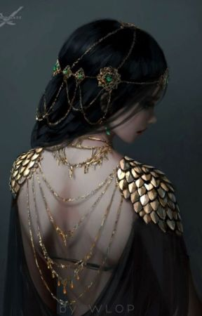 Princesa do tempo by mysticfallens
