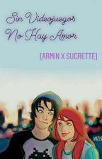 (ArminxSucrette)Sin videojuegos no hay amor.  by Ezmin_