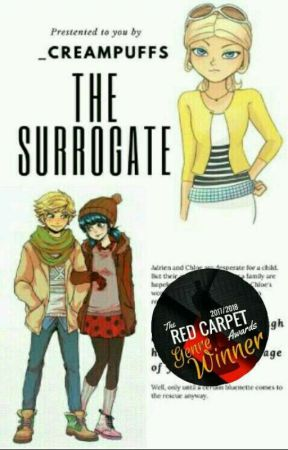 The Surrogate.  by _creampuffs