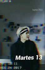 Martes 13 ◈ •Yoonmin• by karla1763