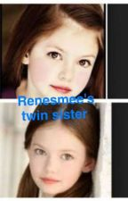Renesmee's twin sister  by habs4ever1324