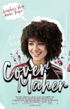 Cover Maker [open] by maciemadison