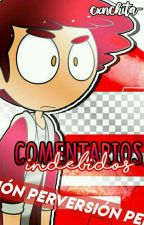 【Comentarios Indebidos | FNAFHS】 by multifan-