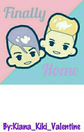 Finally Home by Kiana_Kiki_Valentine