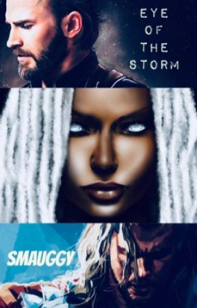 Eye of the Storm (A Marvel Story) by Smauggy