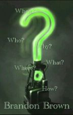 Riddler's Riddles by NonPowerHeroes
