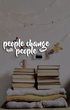 PEOPLE CHANGE PEOPLE ( gif collection ) by firstslove