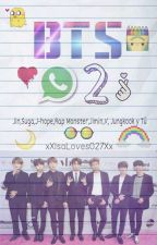 BTS WhatsApp 2 [Terminada] by xXIsaLove027Xx