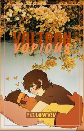 voltron ☆ various by FlowerFemmes