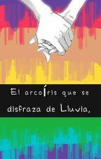 El Arcoíris Que Se Disfraza De Lluvia 🌙ZoLu🌙 by Berenice_de_Roronoa