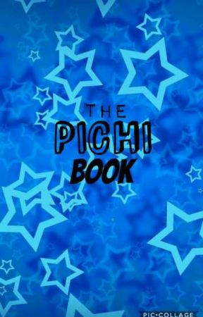 The Pichi Book by PichiKittz