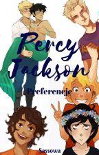 Percy Jackson preferencje by Sassowa
