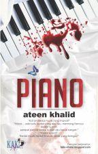 Piano by AteenKhalid