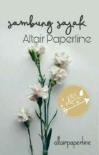 Sambung Sajak Altair Paperline by AltairPaperline