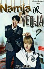 Namja or Yeoja !? + YoonMin by park_jimin65