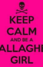 Keep Calm And Be A Gallagher Girl by badwolfforever