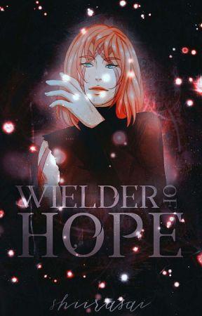 wielder of hope | sakura by shiirasai