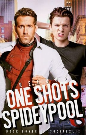 『SPIDEYPOOL』•『ONE SHOTS』 by _REEDUS_