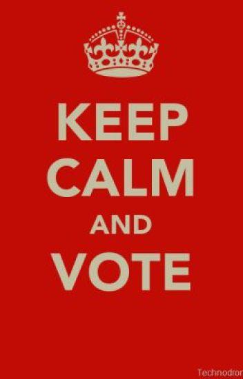 A Word On Voting Satire Snap64 Wattpad