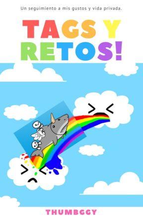 || TAGS Y RETOS! || by JackyKpop