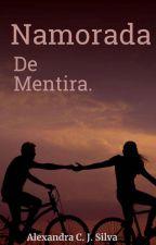 Namorada de mentirinha by Aleh_Silva2020