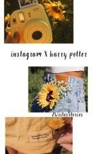 Instagram   X   Harry Potter by ZWritesStories