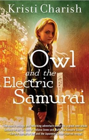 Owl and the Electric Samurai by KristiCharish