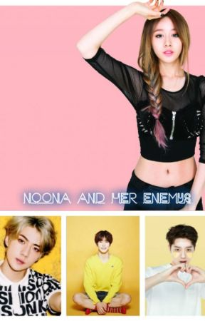 NOONA and HER ENEMYS by jiyeonparody