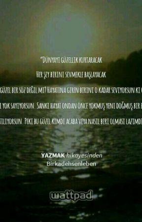 YAZMAK by sbbsgsgs