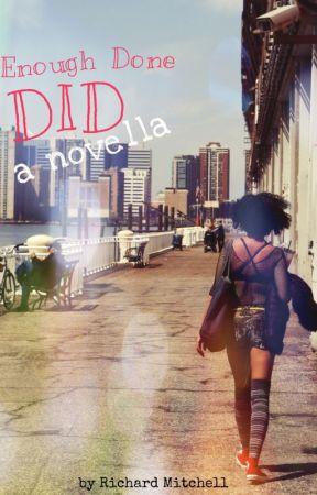 Black Girl Magic - The Beginning - A Novella by mitchellocos