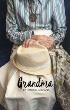 GrandMa by harold_aliciana