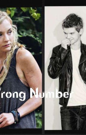 Wrong Number by Finnlard_Schnapple