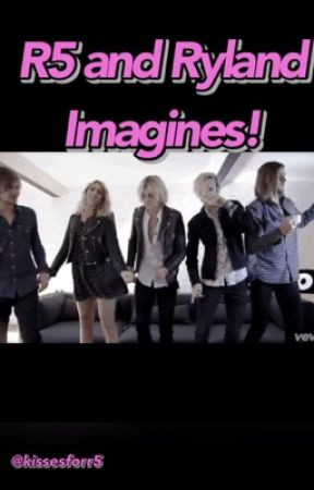 R5 and Ryland Imagines! by handwrittenr5