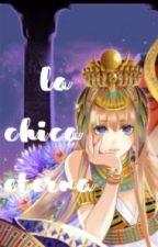 La chica eterna- Magi by maitecarrascoc