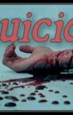La chica suicida. by Andrea_cr