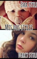 Mis dos styles by TotoraParaServirles