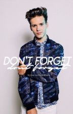 don't forget | michael conor by neverlandhes
