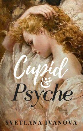 Cupid and Psyche by Svetaivanova