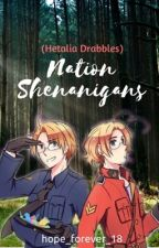 Nation Shenanigans (Hetalia Drabbles) by hope_forever_18