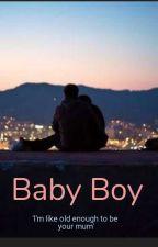 Baby boy by alibramoon