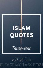 Islamic Quotes by thenigerianwriter