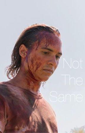 Not The Same | Nick Clark | FTWD by justwritingforlove
