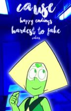 ❝cause happy endings hardest to fake❞ by Cup-Cakex