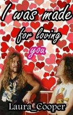 I WAS MADE FOR LOVING YOU | Jameson, METALLICA fanfic by Laura_Cooper