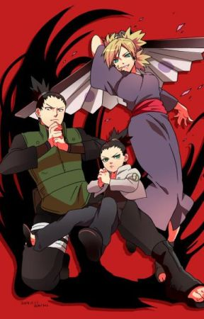 L'amour d'une famille (Fanfiction : ShikaTema ) Tome 2 by Luxiiie-s