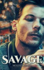 savage (larry) ¦m-preg¦ by wolfiexheart