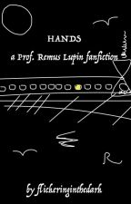 Hands (Remus Lupin) by lovelyphelpsies
