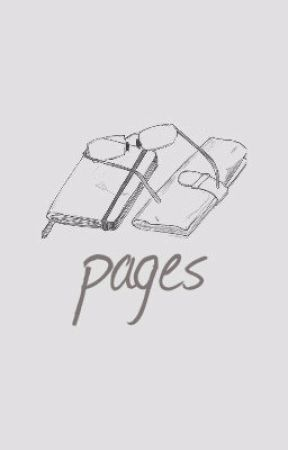 pages- harry styles (au) by hopelegere