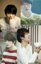 My Other Half.. Kim Jaejoong by DNAngel724